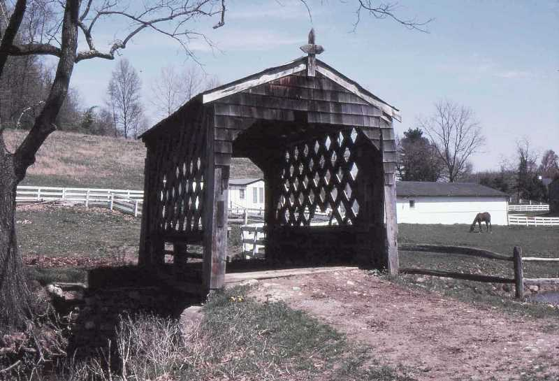 Grube Covered Bridge