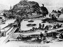 Harpers Ferry Bridge about 1850
