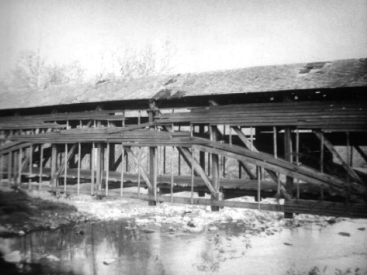 bygone covered bridges