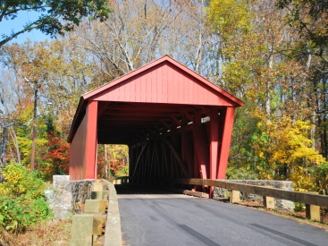 existing covered bridges