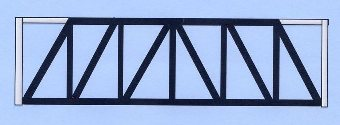 Multiple Kingpost Truss